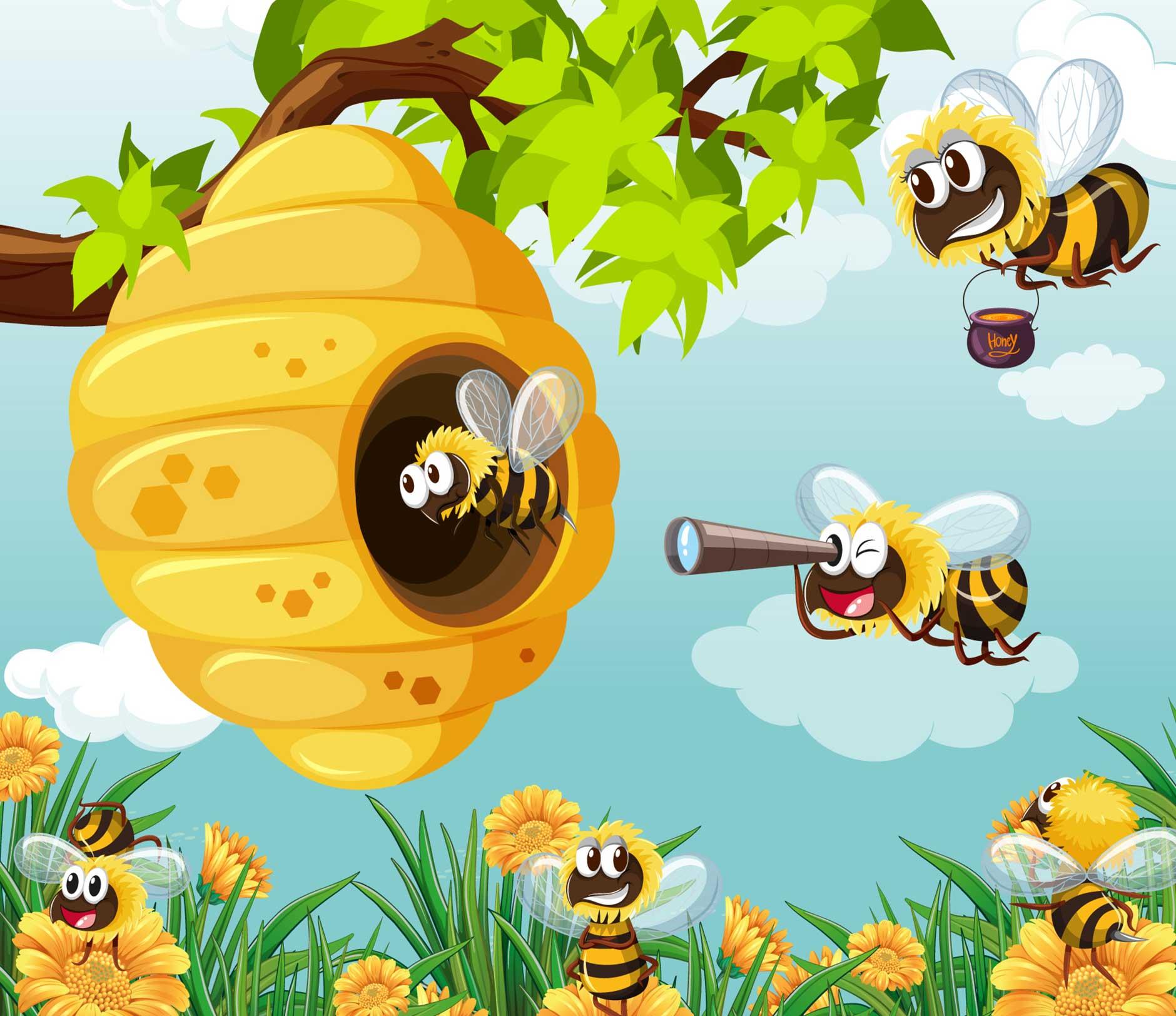 pčelica vrtić